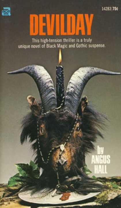 Ace Books - Devilday - Angus Hall