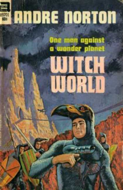 Ace Books - Witch World #1