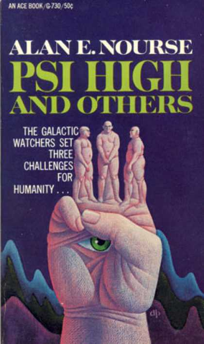 Ace Books - Psi High: And Others - Alan Edward Nourse