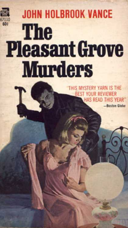 Ace Books - The Pleasant Grove Murders - Jack Vance