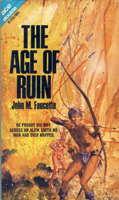Ace Books - Code Duello / the Age of Ruin - Mack Reynolds