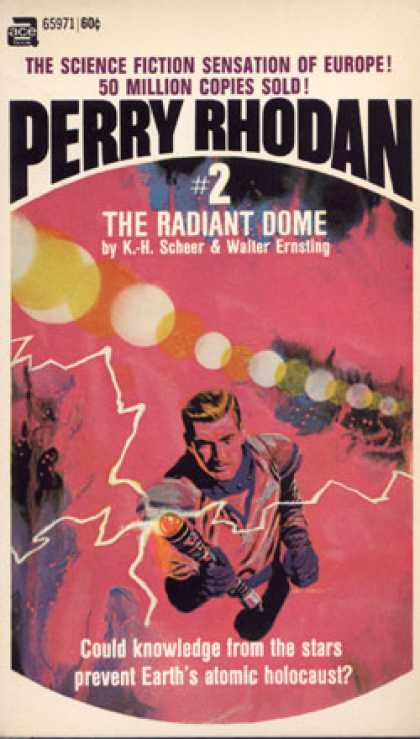 Ace Books - The radiant dome - Perry Rhodan
