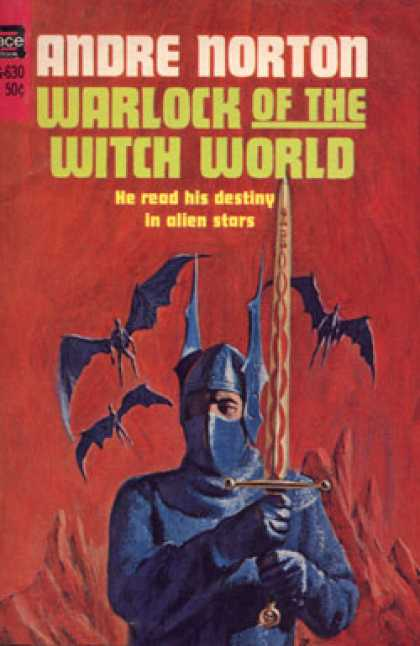 Ace Books - Warlock of the Witch World