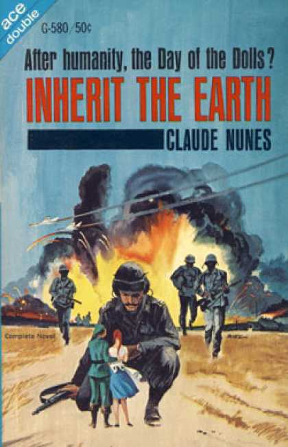 Ace Books - Inherit the Earth - Claude Nunes
