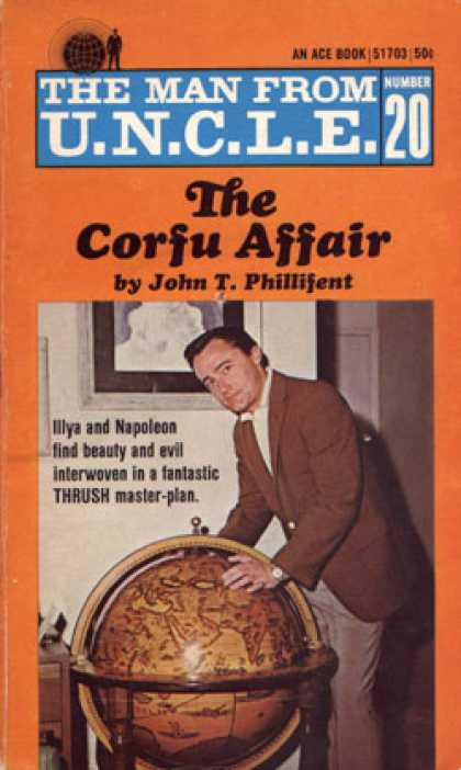 Ace Books - The Corfu Affair