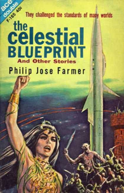 Ace Books - The Celestial Blueprint