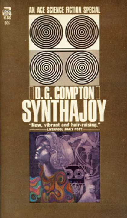 Ace Books - Synthajoy - D. G. Compton