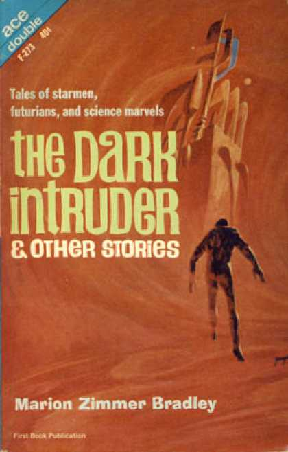 Ace Books - The Dark Intruder & Other Stories - Marion Zimmer Bradley