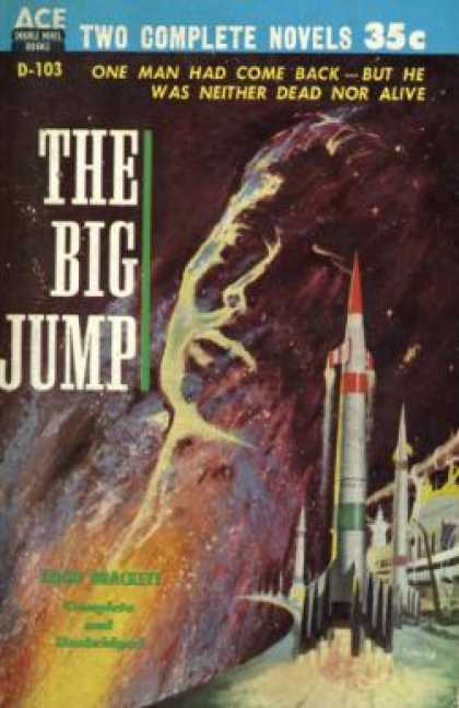 Ace Books - The Big Jump