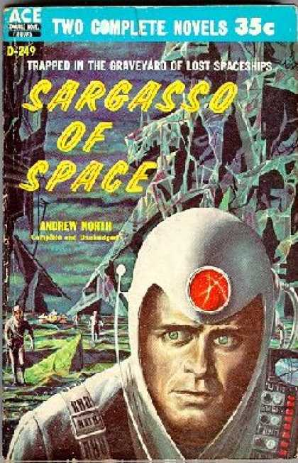 Ace Books - Sargasso of Space