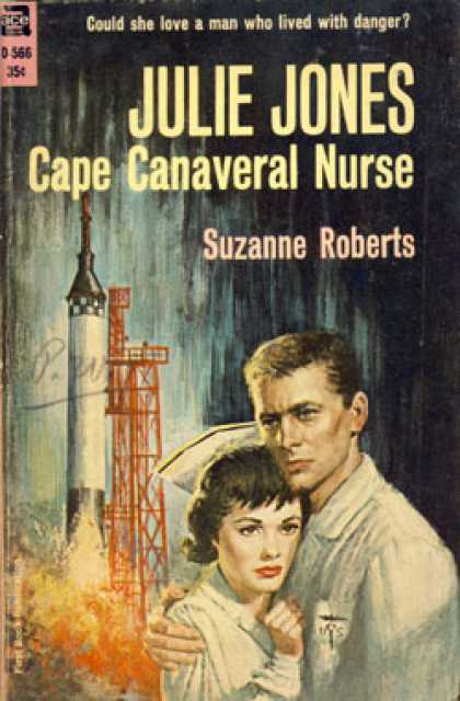 Ace Books - Julie Jones Cape Canaveral Nurse