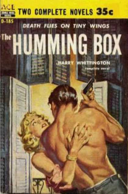 Ace Books - Humming Box, the / Build My Gallows High ) - Harry; Geoffrey Homes Whittington