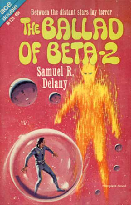 Ace Books - The Ballad of Beta Two - Samuel R. Delany