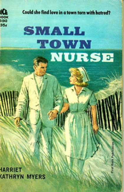Ace Books - Small Town Nurse - Harriet Kathryn Myers