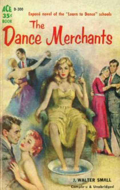 Ace Books - The Dance Merchants