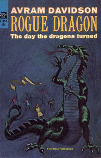 Ace Books - Rogue Dragon