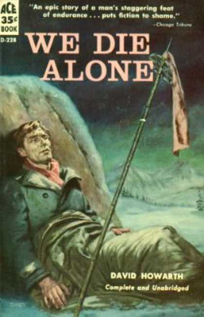 Ace Books - We Die Alone