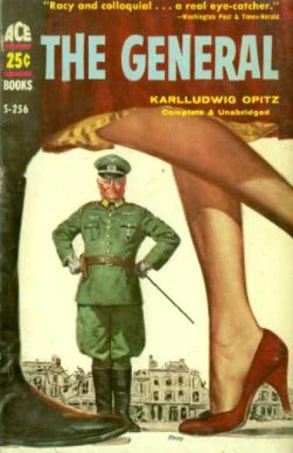 Ace Books - The General - Karlludwig Opitz