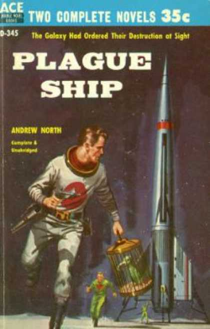 Ace Books - Plague Ship