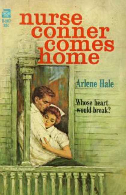 Ace Books - Nurse Conner Comes Home - Arlene Hale