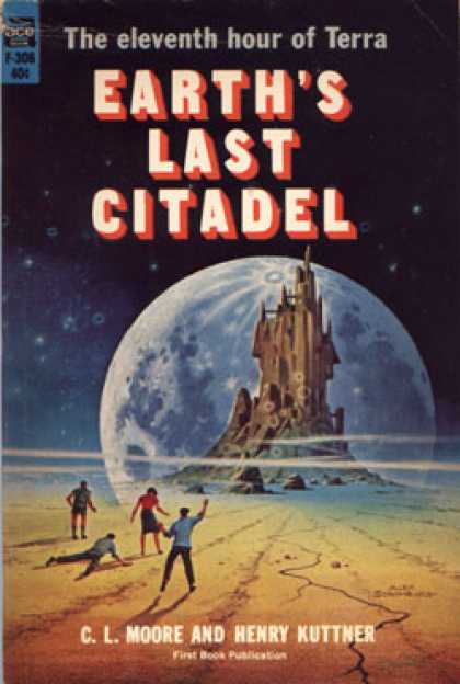 Ace Books - Earth's Last Citadel