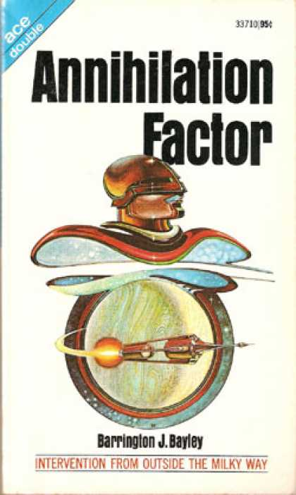 Ace Books - Highwood / Annihilation Factor - Neal Barrett