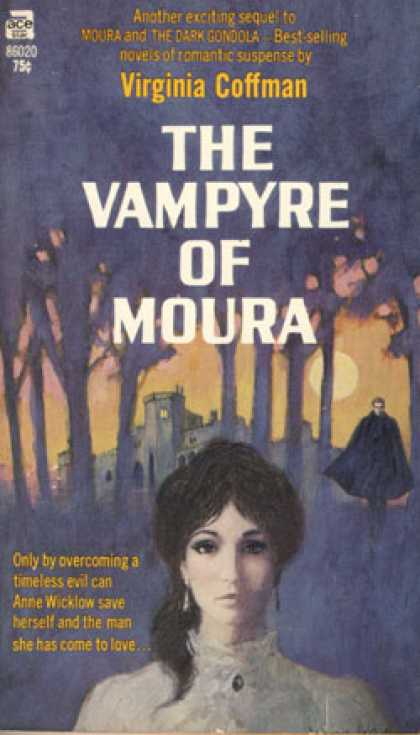 Ace Books - The Vampyre of Moura