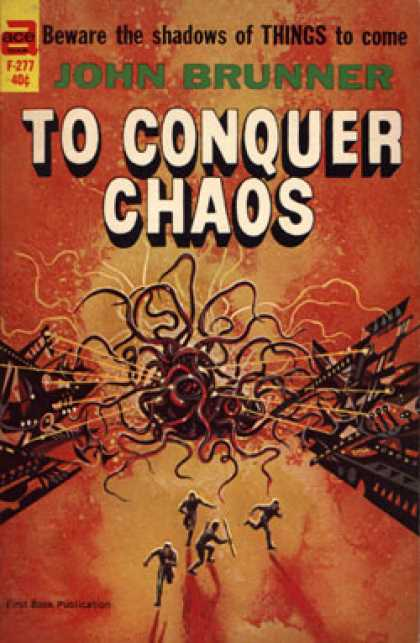 Ace Books - To Conquer Chaos