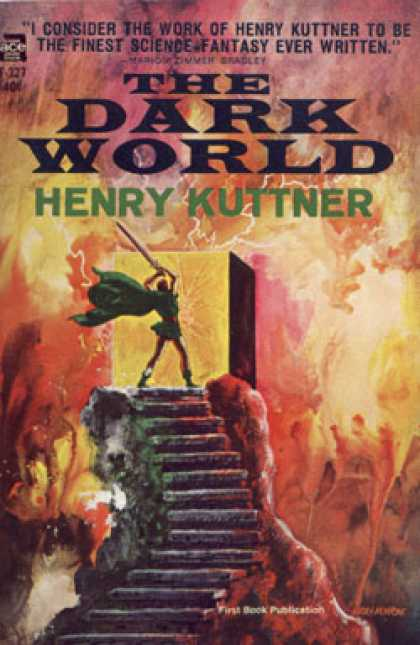 Ace Books - The Dark World - Henry Kuttner