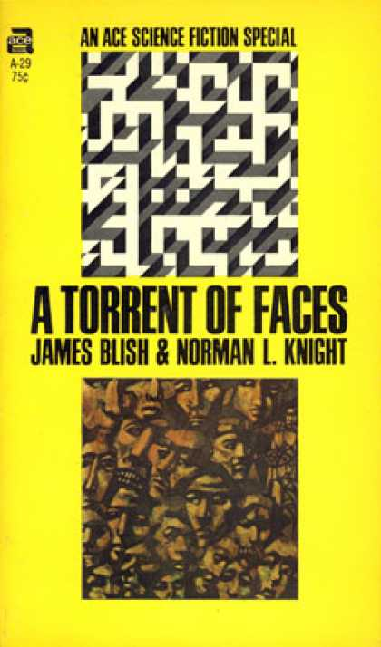 Ace Books - A Torrent of Faces
