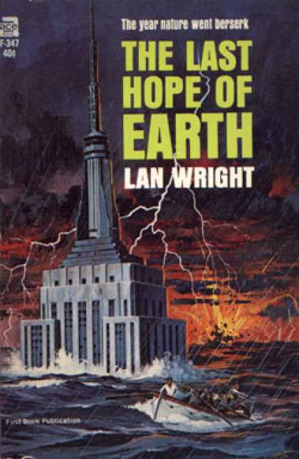 Ace Books - The Last Hope of Earth