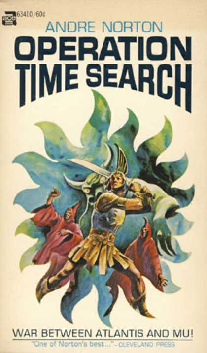 Ace Books - Operation Time Search