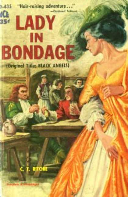 Ace Books - Lady In Bondage (ace Paperback) - C. T. Ritchie