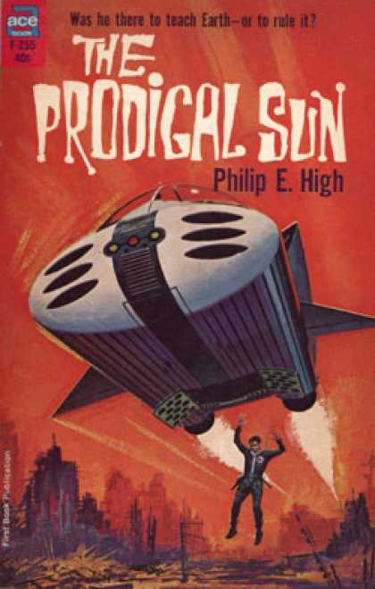 Ace Books - The Prodigal Sun - Philip E. High