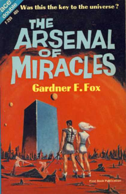 Ace Books - Endless Shadow / the Arsenal of Miracles - John Brunner