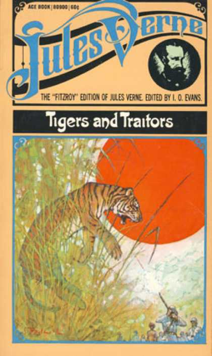 Ace Books - Tigers and Traitors