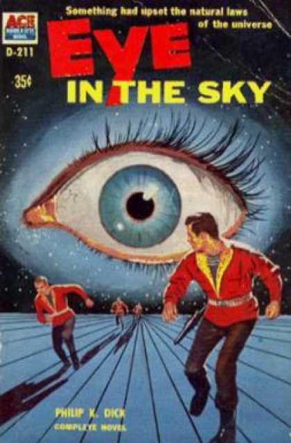 Ace Books - Eye In the Sky - Dickphilipk