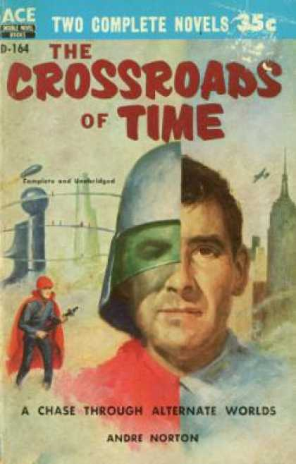 Ace Books - The Crossroads of Time - Andre Norton