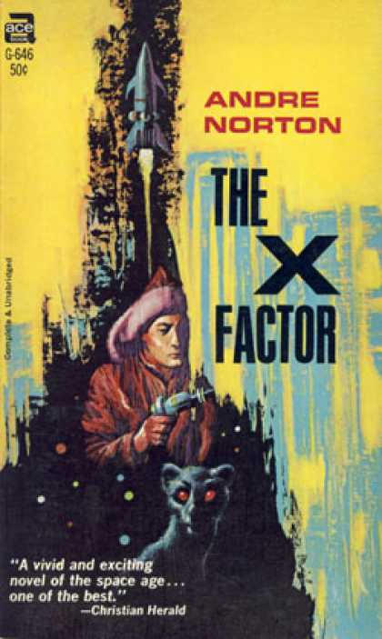 Ace Books - The X Factor