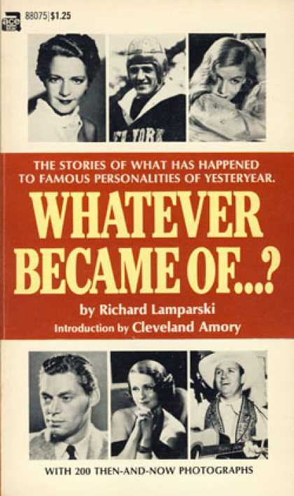 Ace Books - Whatever Became Of... Vol. Three - Richard Lamparski