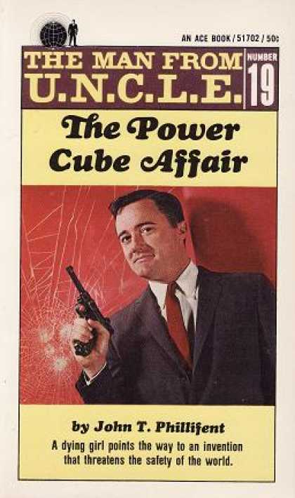 Ace Books - The Power Cube Affair