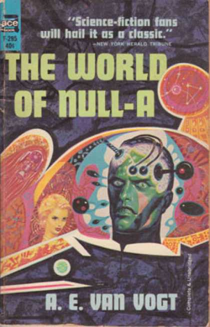 Ace Books - The World of Null-a
