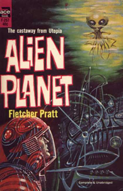 Ace Books - Alien Planet