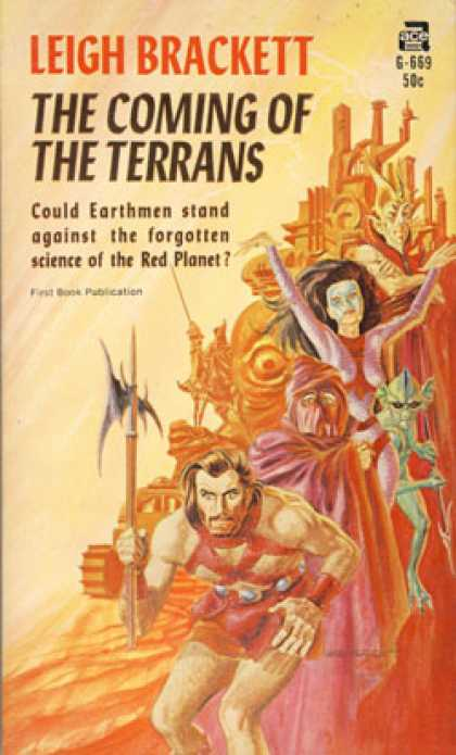 Ace Books - The Coming of the Terrans