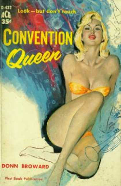 Ace Books - Convention Queen - Donn Broward