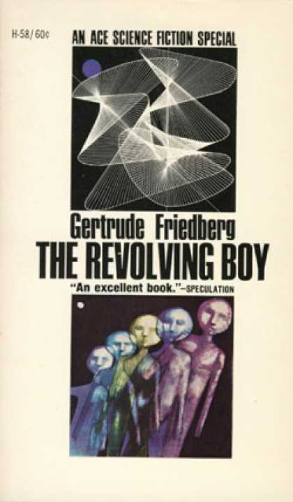 Ace Books - The Revolving Boy