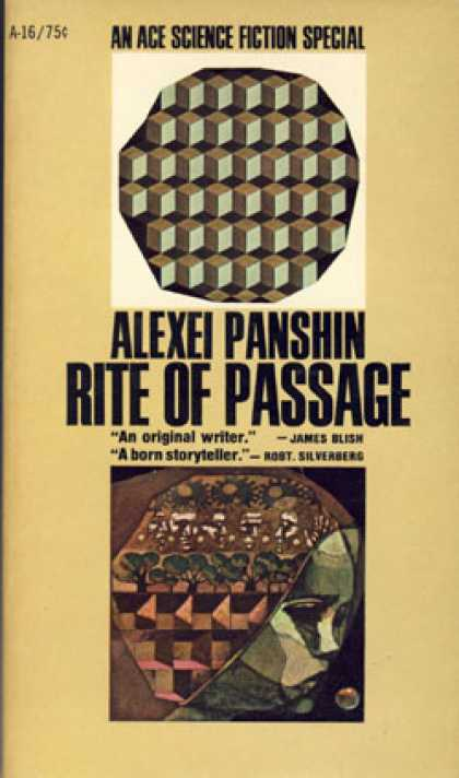 Ace Books - Rite of Passage - Alexei Panshin