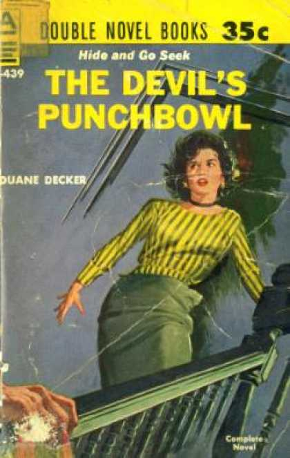 Ace Books - The Devil's Punchbowl
