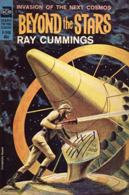 Ace Books - Beyond the Stars - Ray Cummings