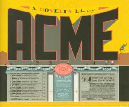 Acme Novelty Library 12 - Chris Ware
